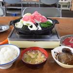ジンギスカン食堂 - 料理写真: