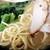 横浜らーめん 壱八家 - 料理写真:ほうれん草・麺・チャーシュー