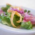ナプレ - ランチセットのサラダ
