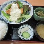 二代目 双幸 - 【チキン南蛮 730円】