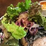 串かつ ゑびす - 野菜
