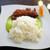 錦福 香港美食 - 料理写真:蜜汁叉焼飯」¥1,210 (新税率込)