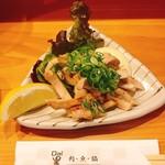肉・魚・鍋 Dai黒 - よめなかせ550円