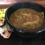 讃岐うどん国太郎 - 特製カレーうどん850円(税込)