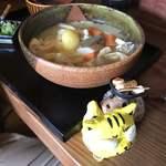 讃岐うどん国太郎 - 田舎づくりうどん850円(税込)