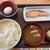 すき家 - 料理写真:鮭朝食