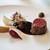 エスキス - 料理写真:肉料理 鹿 燻製茶
