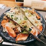 錦江湾 - 気まぐれサラダ    690円