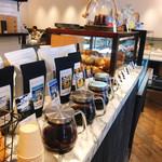 lohasbeans coffee - 内観写真: