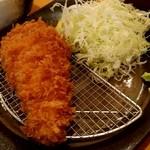 117556567 - ロースカツ定食