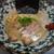 洛二神 - 料理写真:超煮干そば 800円