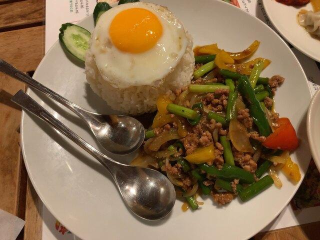 ASIAN TAIPEI presents Resort Dining アジタイ食堂の料理の写真