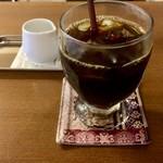 ケーシップ - ドリンク写真:アイスコーヒー