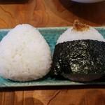 ガッツ!うまい米 橋本 池田駅前店  - 塩おにぎり&料亭のおかか