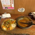 117564640 - 煮込み野菜スープカレー 辛さレベル50+ライス小(準備完了)