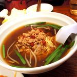 風味定食屋 - 台湾ラーメン(普通)