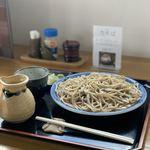 そば舎 - 料理写真:もりそば 650円