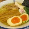 阿波尾鶏中華そば藍庵 - 料理写真:特性中華そば塩1000円