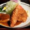 とん兵衛 - 料理写真:三味定食