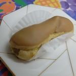 甘座洋菓子店 - モカエクレア