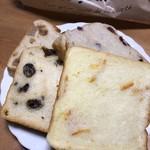 ロッサ ガレージ - 食パンアソート