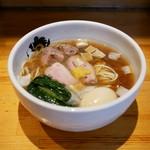 中華そば 満鶏軒 - 料理写真: