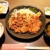 池国 - 料理写真:山賊焼定食
