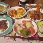 陽日の郷あづま館  - 料理写真: