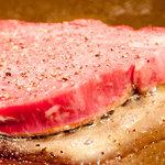 ステーキハウスZEN - 料理写真:シェフ厳選のフィレステーキ
