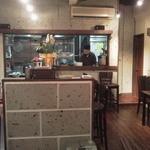 リトルキッチン - オープンカウンター