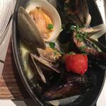クラフトマン - 貝の白ワイン蒸し