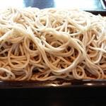 島彦本店 - つけ天汁蕎麦