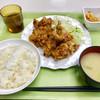 札幌市手稲区役所 食堂
