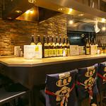 ヤキトン イチバンボシ - 一人様から大歓迎!女性のお客様も入りやすいカウンター席