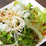 ヤキトン イチバンボシ - もりもりサラダ