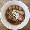 The Noodles & Saloon Kiriya - 料理写真:・うずらの味玉 Kiri_Soba 930円