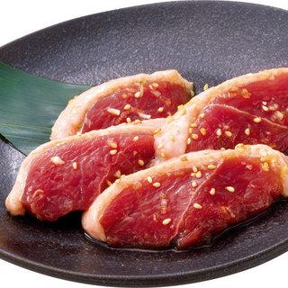 ●上質な鴨肉を厚切りで堪能♪●