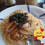 カフェ ピュアハート - イカと明太子と小エビ