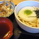 さぬきうどん ○讃 - ぶっかけうどん(690円)