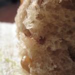 エンドレス - くるみパンの断面