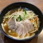 117590637 - チャーシュー麺(680円)