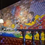 ブービーズTOYOTA - 壁画