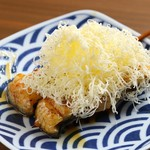新橋うっちゃり - 【鰻串】鰻バター