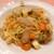 ピッツェリア・サバティーニ - 料理写真:根菜とアンチョビのペペロンチーノスパゲッティーニ