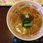 リトルチャイナ - 料理写真:担々麺