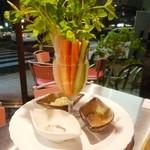 STAND 醸 - スティックサラダ