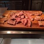 Delicious Kitchen EMONDEL - 目の前で焼いてくれるステーキ
