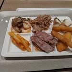 Delicious Kitchen EMONDEL - 海老はプリプリ&豚肉炒めがめちゃウマ~