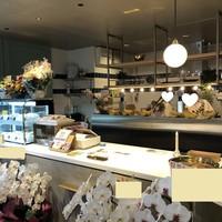 JTRRD cafe SHUKUGAWA-かわいいスムージー製作中