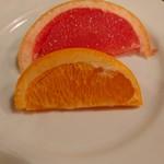 BLISS DINING - フルーツもバー。
